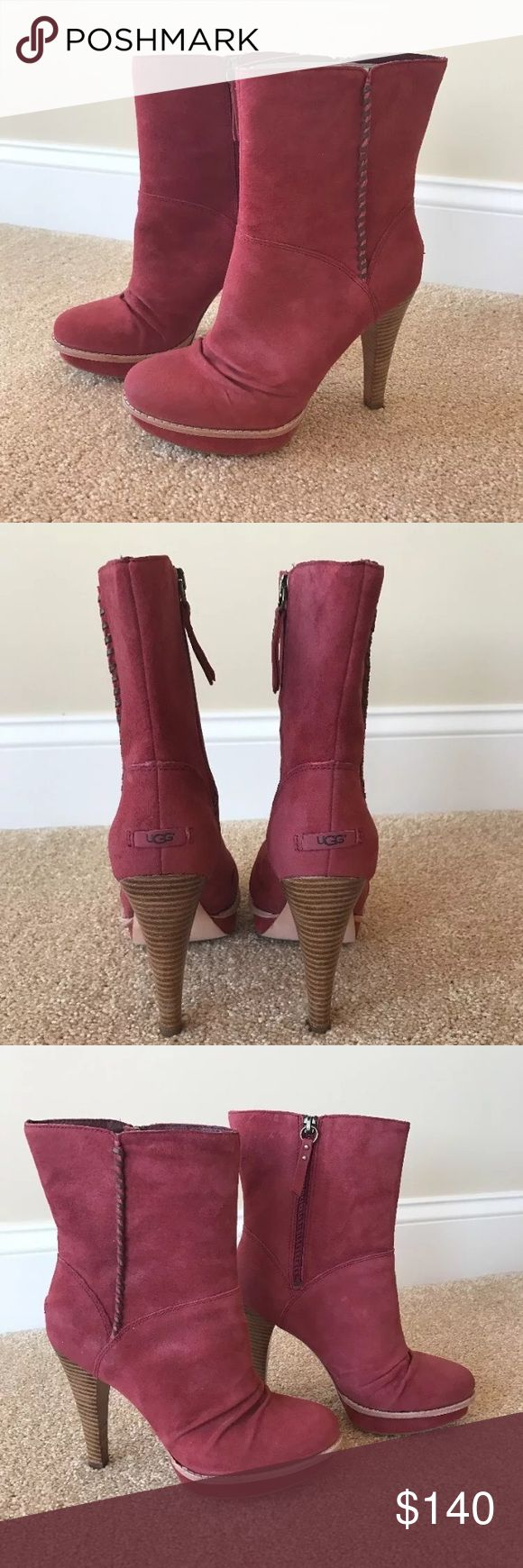 Women's Ugg Bianca boot size 8 Women's Ugg Bianca boot size 8.  New without box. Ugg Shoes Heeled Boots