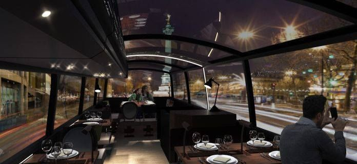 @BUSTRONOME ristorante gastronomico a quattro ruote ... Da leccarsi i baffi !! Scoprite #Parigi a pancia piena !