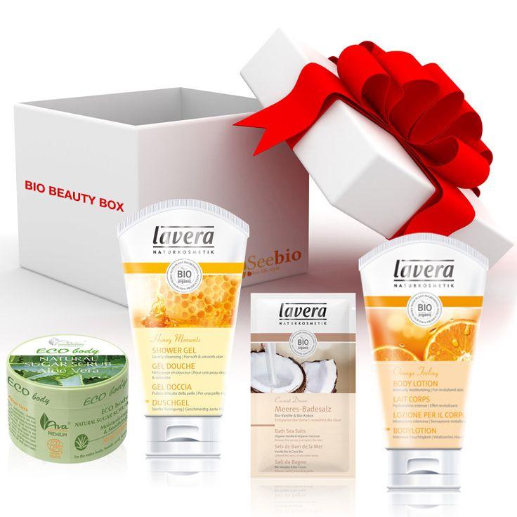 Set de cosmetice bio pentru o piele de vis. Parfum minunat, efecte imediate. Recomanda Bio Box for skin prin Happy Share si ai 4% din vanzari!