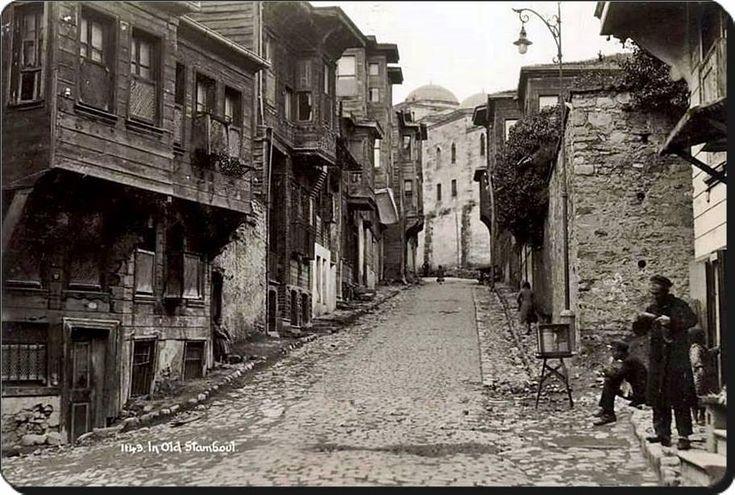 süleymaniye istanbul 1920