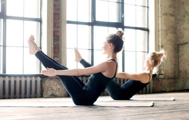 Jooga kiinteyttää vatsaa ja polttaa vatsarasvaa. Listasimme 6 jooga-asentoa, jotka vahvistavat vatsalihaksia ja auttavat tekemään vatsasta litteän.