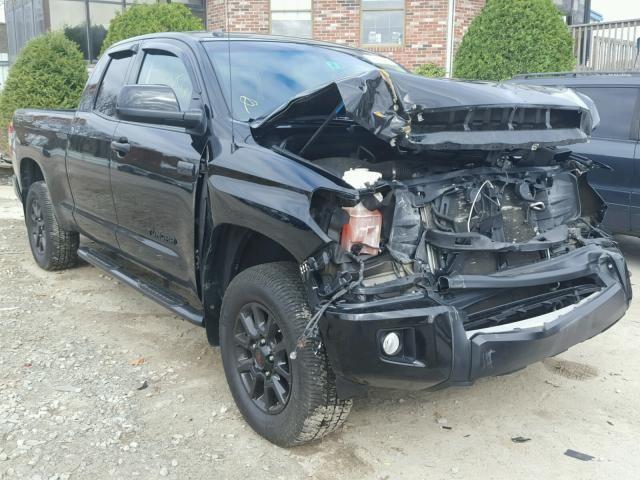 Salvage 2015 Toyota Tundra Trd Pro