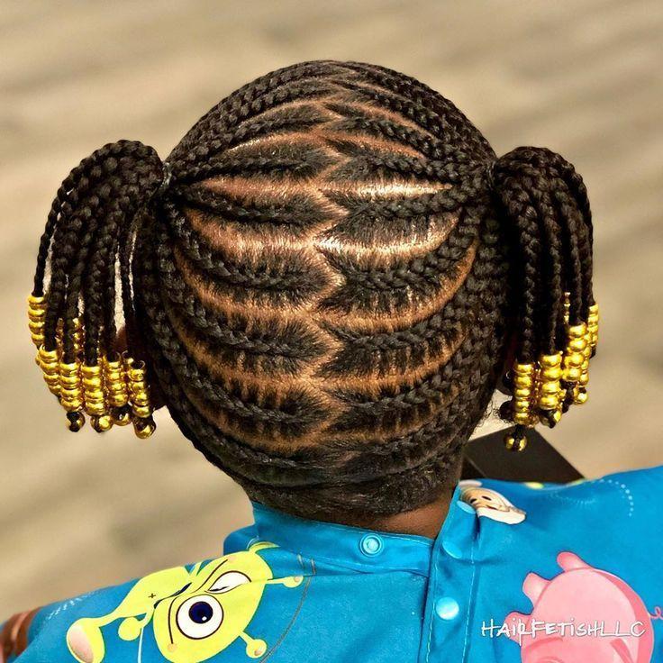 Braids So Crisp Mensbraids Childrenbraids Stitchbraids Voiceofhair Protectives New Site Braids For Kids Kids Hairstyles Natural Hair Styles