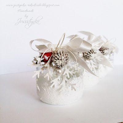 Handmade by Jussstynka: Magiczny blaska cd. ;)