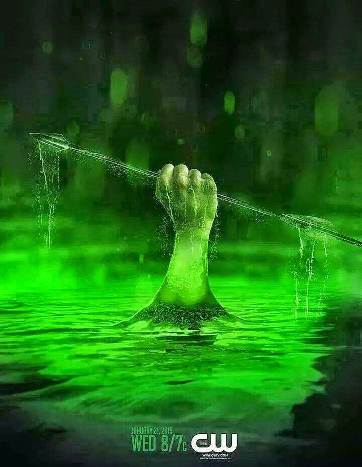 Love That Panel: Stephen Amell teases the Lazarus Pit |The Comics Ticker