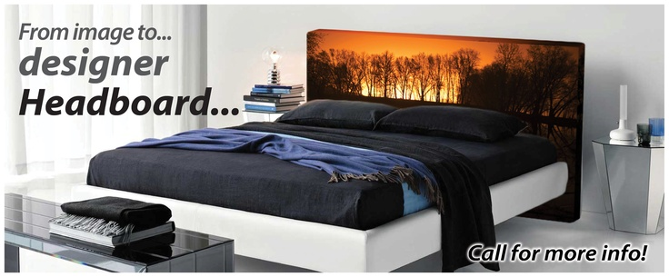 Nu Arte designer Headboards - available with or without built-in light system. Hundreds of images to choose from.All sizes - Made to order!  Email: info@nu-arte.es for more information.