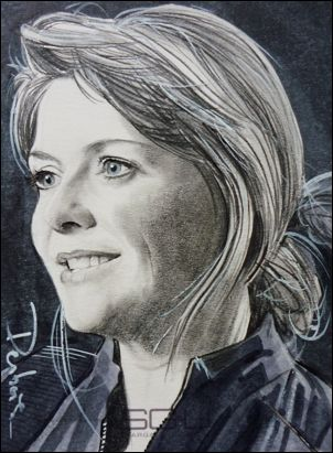 Colonel Samantha Carter by *DavidDeb on deviantART: Art Things, Samantha Carter, Carter Sg U.S., Colonel Samantha, Fiction Female, Archives Mgm Global, Daviddeb With Deviantart, Cards, Favourit Drawn