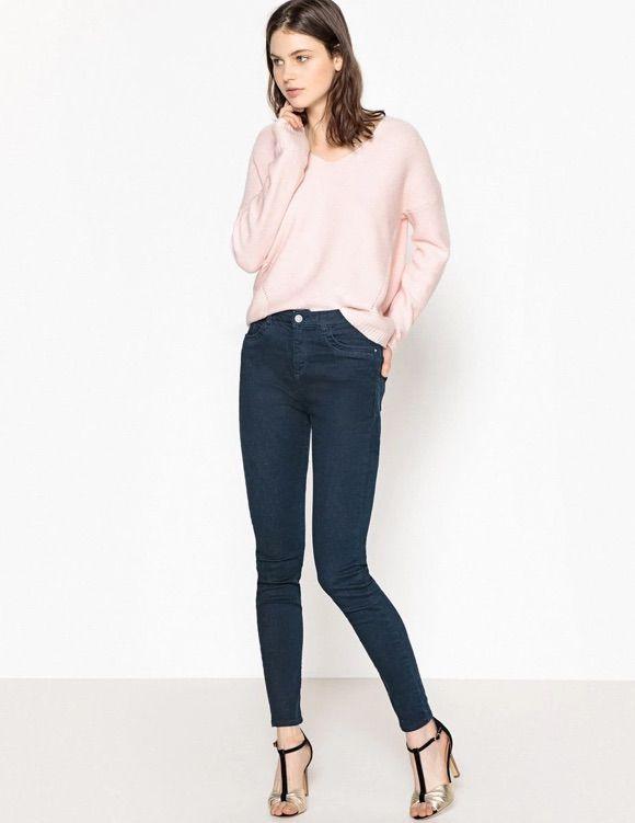 Pull rose avec quoi porter ? | Pull rose, Idee look