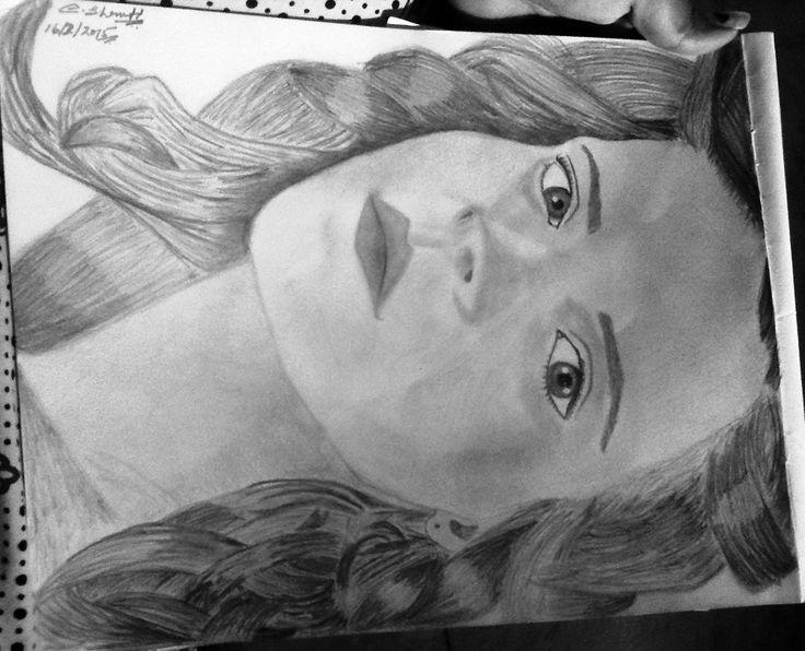 Emma Watson sketch by me....