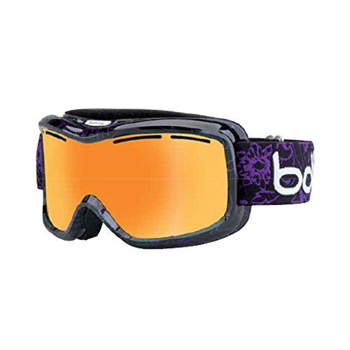 Bolle 21130 Monarch Ski Google, Black and Purple Flower Find out more about the great product at the image link.