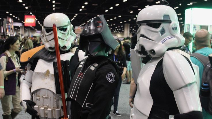 Our First Star Wars Celebration 2017 Cosplay Gallery