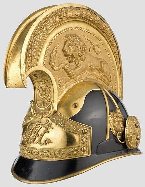 Austria Coraceros 1848-50 Oficial