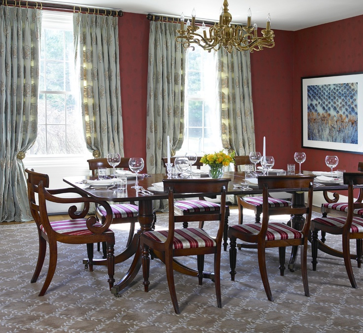 Dining Room Window Treatment: 17 Best Images About Dining Room Window Treatments On