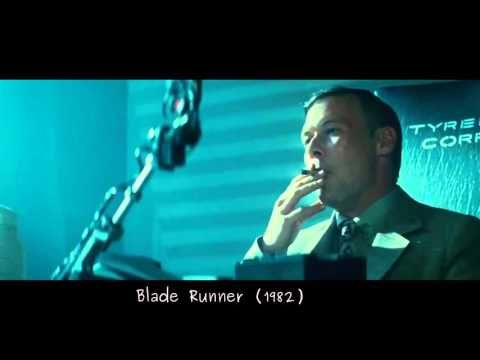 Blade runner -  top sci-fi movie quotes