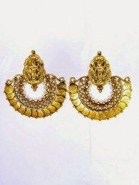 Pair Of Festive Earrings