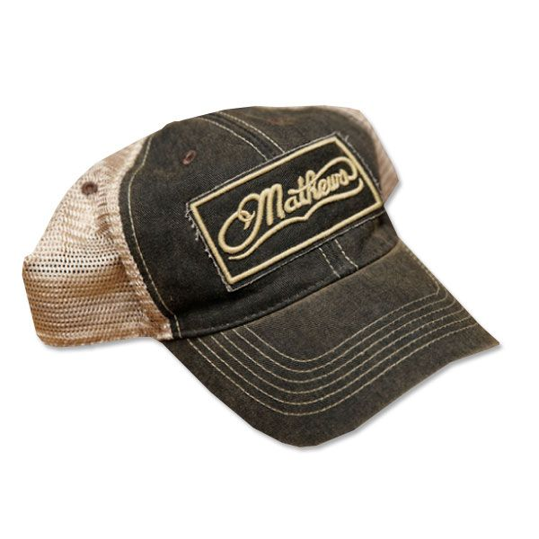 Mathews Trucker Cap