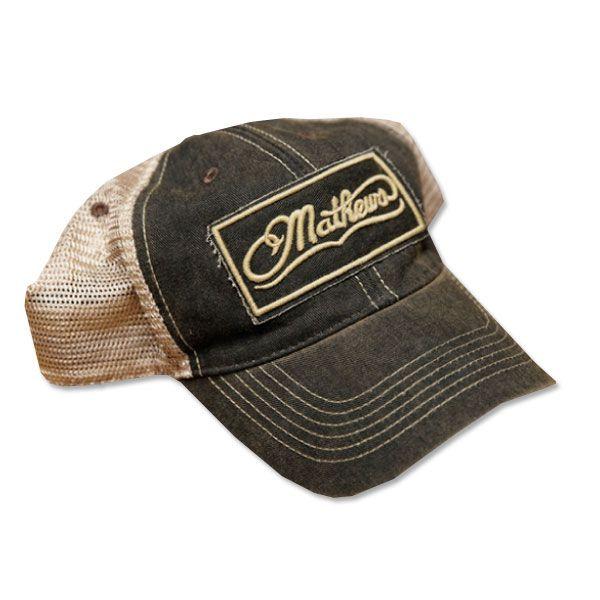 Mathews Trucker Cap