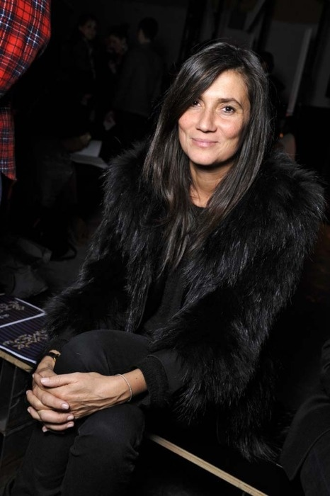 French chic with Emmanuelle Alt