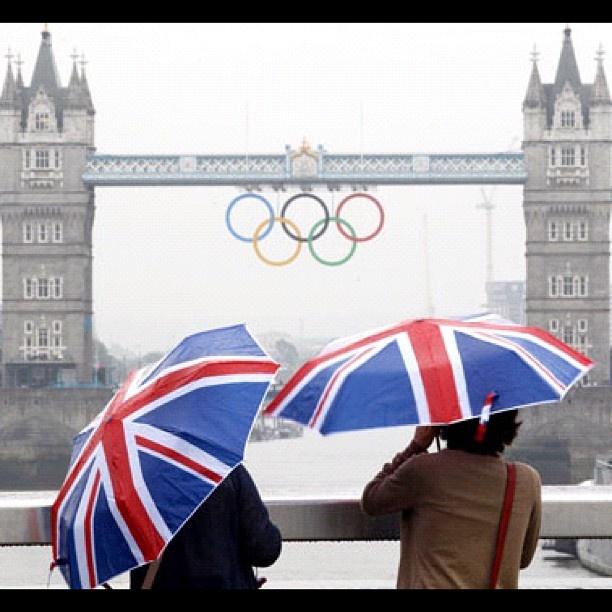 Olympic Rings - London