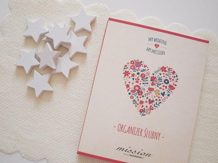 Mój idealny ślubny planer :)   My wedding - my mission <3