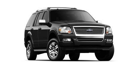 2010 Ford Explorer 4X4 Limited 4.0L