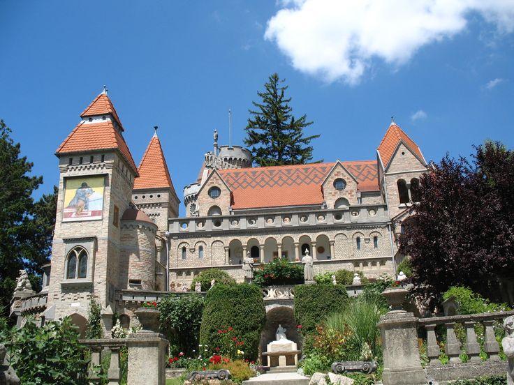 Bory Castle - Szekesfehervar, Hungary