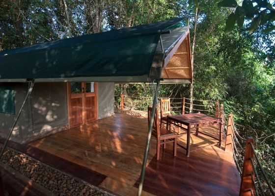 Forest Floor Lodge, Cat Tien National Park