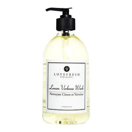 Love Fresh Hand Wash -Lemon Verbena