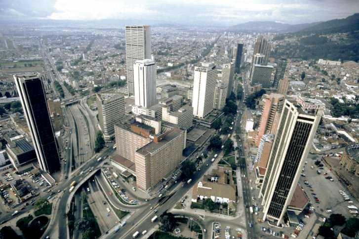 Centro Internacional años 80's, Bogotá D.C.