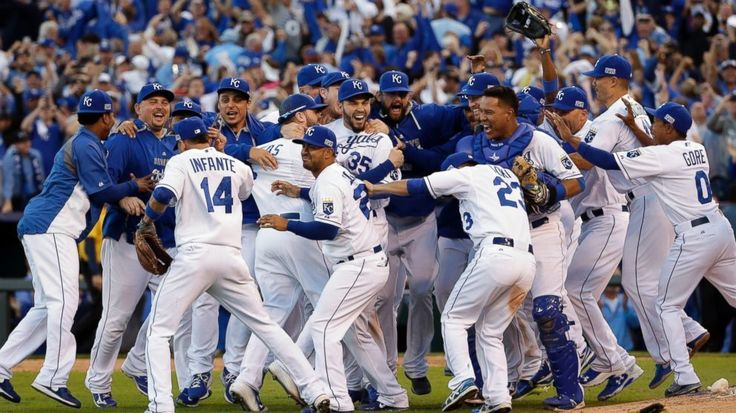 (+VIDEO) Reales de Kansas City barren a Orioles y llegan a la Serie Mundial #MLB