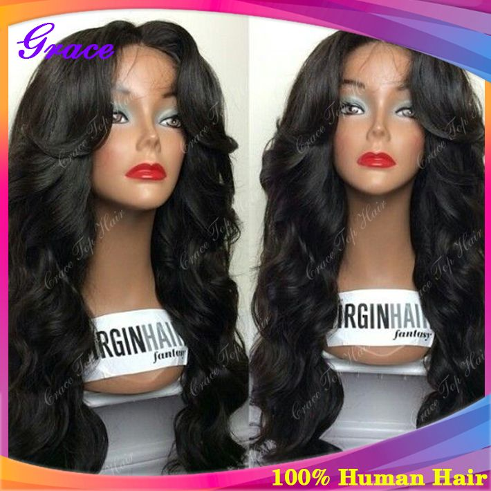 Cheap hair salon hair dryer, Buy Quality hair wigs for black women directly from China hair piece wig Suppliers: Hotselling body wave glueless full lace wigs & front lace wig brazilian virgin hair with baby hair for bl