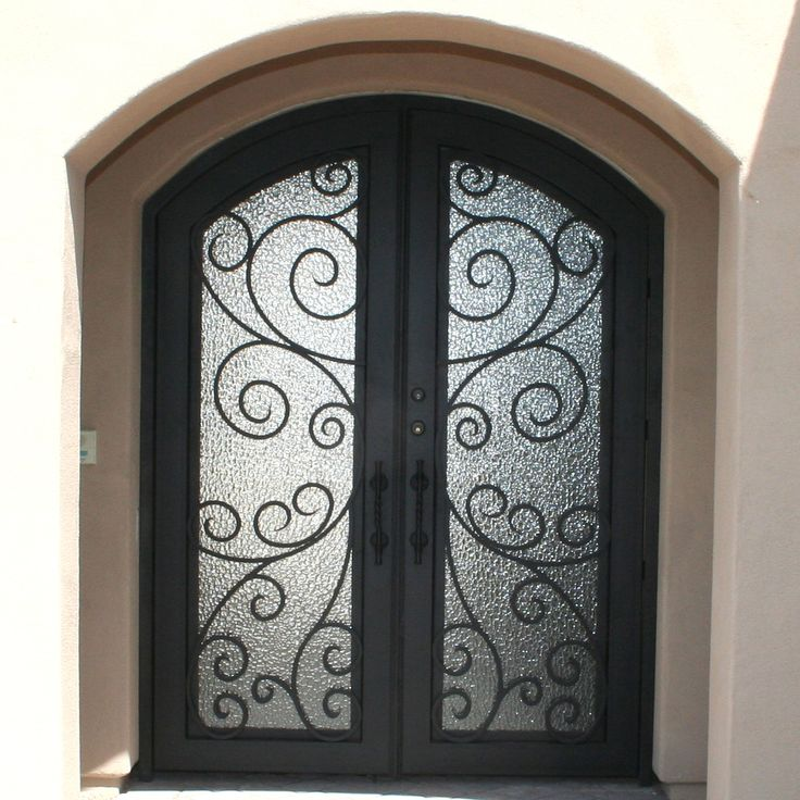 What Is The Difference Between A Security Door And An Iron Entry Door? What  Are Arcadia Doors? Security Door And Entry Door Terminology.