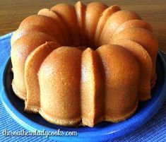 This pound cake recipe has been in our family for many generations. It's very easy to make and one you will enjoy time and time again.