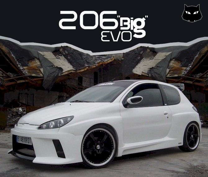 10 Best Peugeot Tuning Images On Pinterest