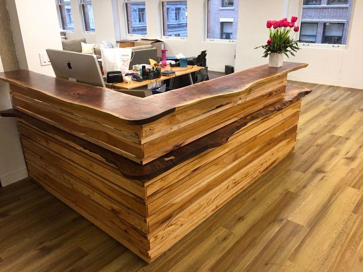 17 Best Images About Reception Desks Front Desk Sales
