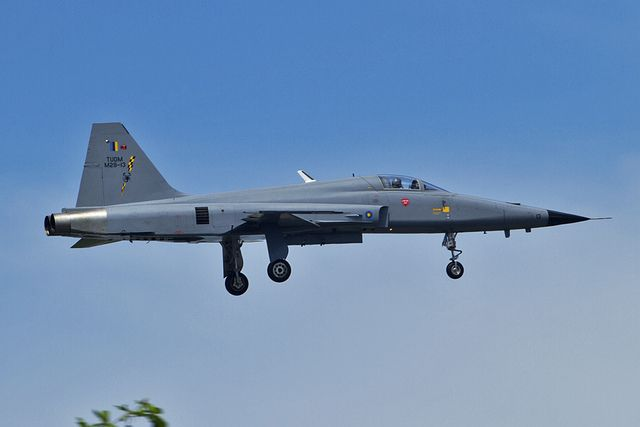 F-5E from the Royal Malaysian Air Force
