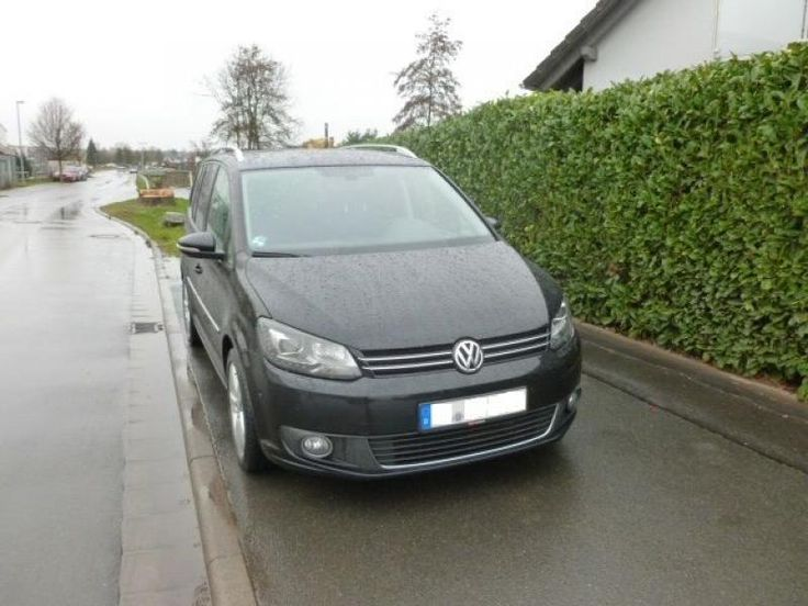 Volkswagen Touran 1.4 TSI DSG