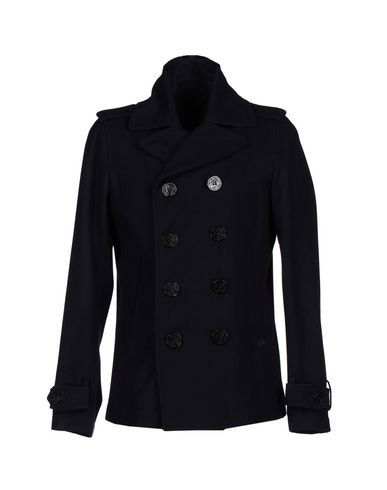 DIESEL Coat. #diesel #cloth #top #pant #coat #jacket #short #beachwear