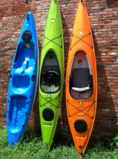 We Have A Great Selection Of Previously Used Demo Kayaks