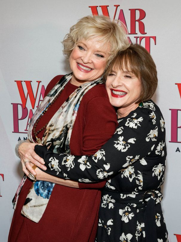 Gussied Up & Ready to Go! War Paint, Starring Christine Ebersole & Patti LuPone, Begins Performances