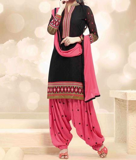 Ready To Wear Patiala Suits 2016 (3)