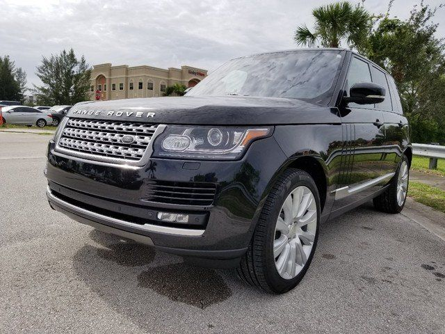 Certified Pre Owned Land Rover Suvs For Sale In West Palm Beach Cpo Inventory Range Rover Supercharged Used Land Rover Land Rover