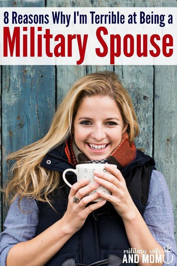 Feel like a terrible military spouse? Read this first!