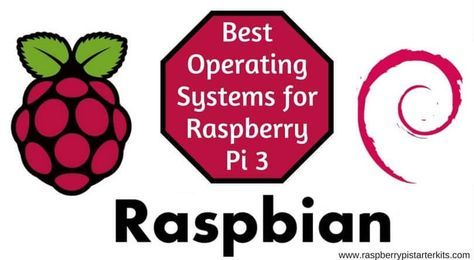 Top 5 Operating Systems for Raspberry Pi 3 Here, you get the best five operating systems that you are load in Raspberry Pi 3. Generally Raspberry Pi 3 kit comes with preloaded NOOBS. But, you can also download and easily installed the other Operating system for your #Raspberrypi3. https://www.raspberrypistarterkits.com/2017/02/04/operating-systems-raspberry-pi/