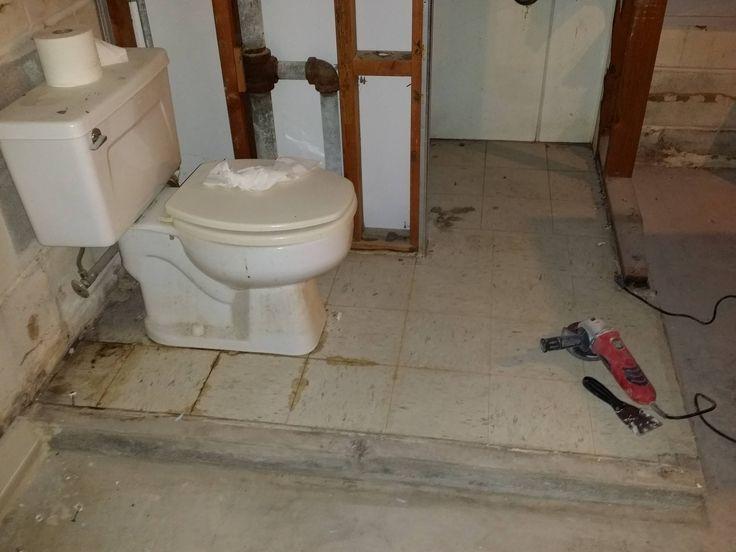 Best Flooring For Basement Bathroom