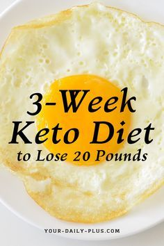3 Week Keto Diet To Lose 20 Pounds #health #fitness #nutrition #keto #ketogenic #ketosis #ketodiet #diet #recipe #food #weightloss #lowcarb