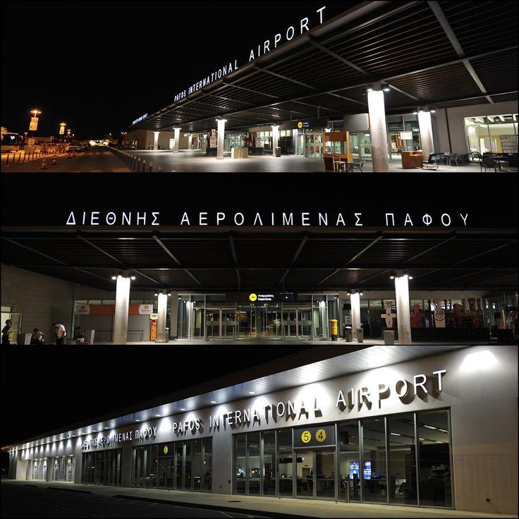 Paphos International Airport IATA: PFO – ICAO: LCPH