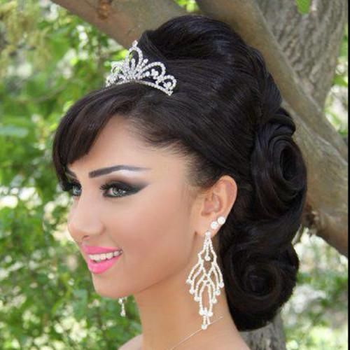 Stupendous 1000 Images About Quinceanera Hair On Pinterest Short Hairstyles For Black Women Fulllsitofus