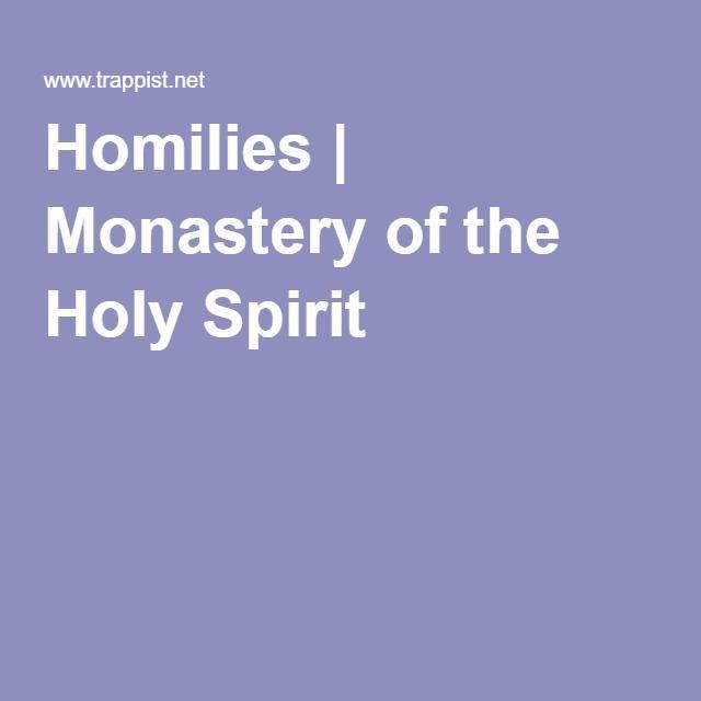 pentecost homily 2014