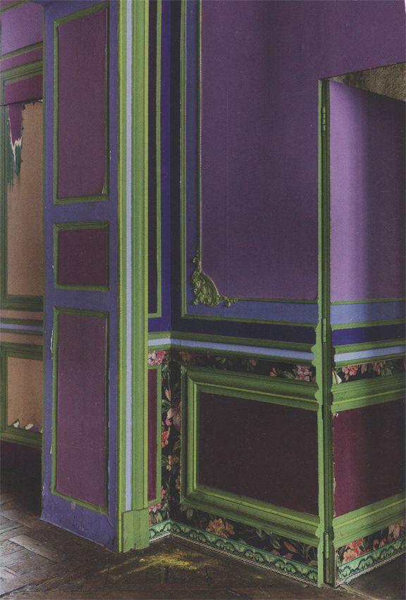 Purple Wall Bedroom Decor: 65 Best Mauve Color Paints Images On Pinterest